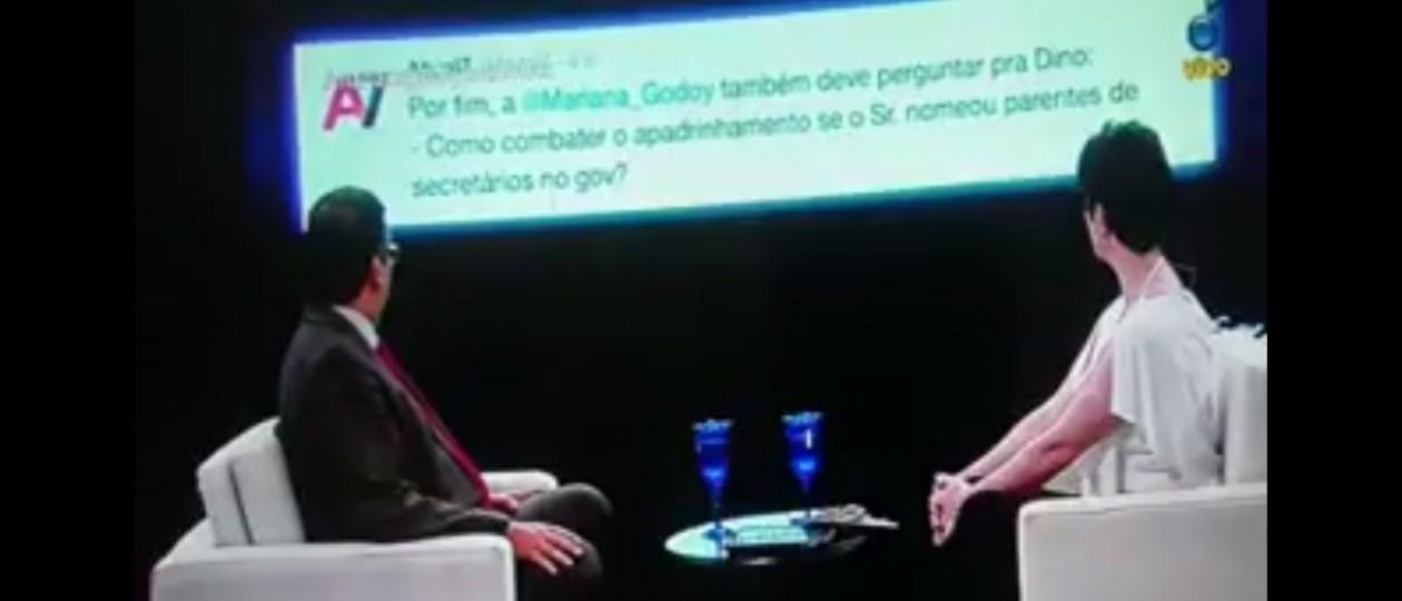 """""""Eu não posso nomear parentes meus, agora de secretários…"""", diz Flávio Dino"""