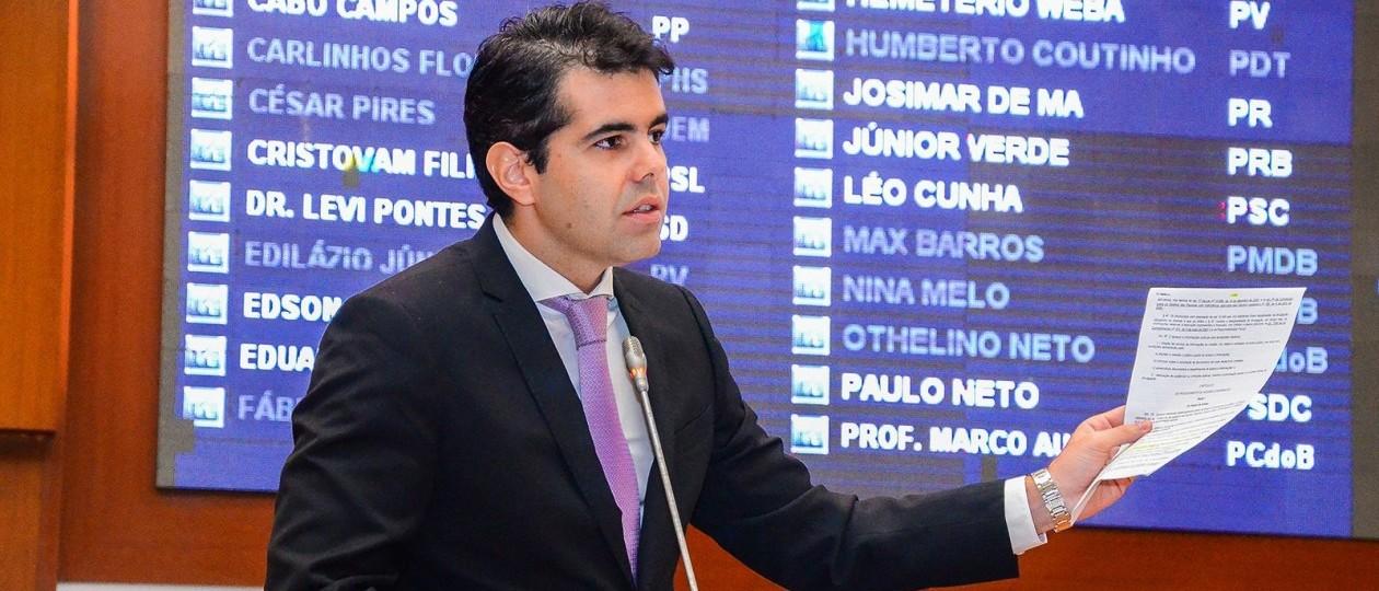 Governo Flávio Dino não respeita a Lei da Transparência, constata Adriano Sarney