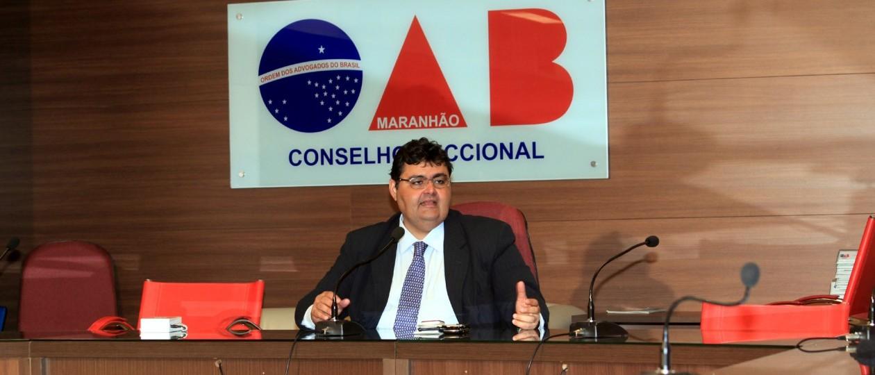 Mário Macieira usa Compromisso da OAB-MA para favorecer Valéria Lauande