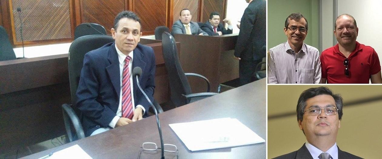 Vereador de Pinheiro chama Flávio Dino, Othelino Neto e Marcos Pacheco de mentirosos