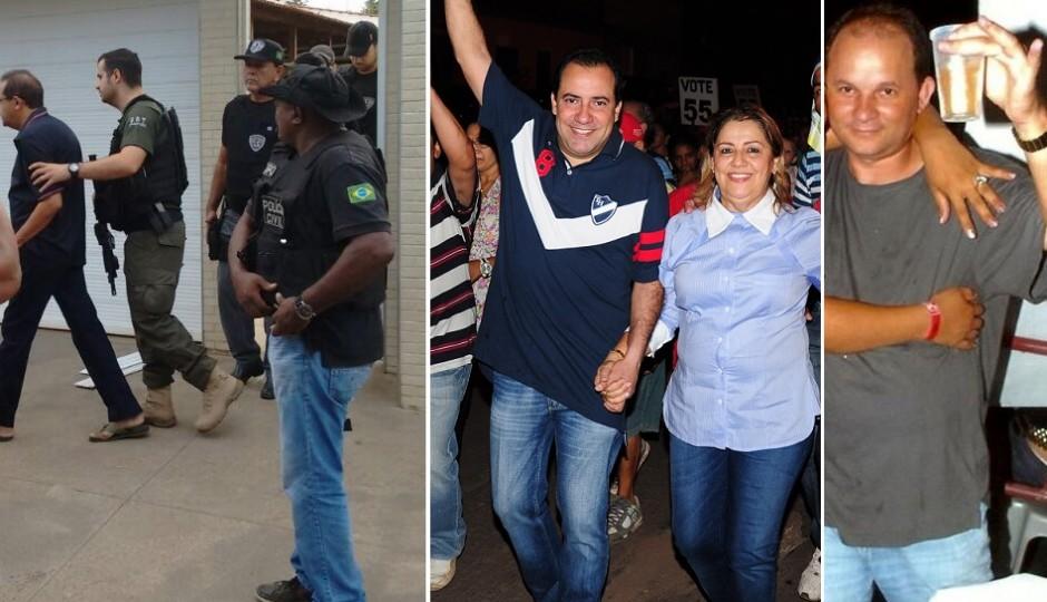Raimundo Lisboa, Eduardo DP e Pacovan são presos em operação contra agiotagem