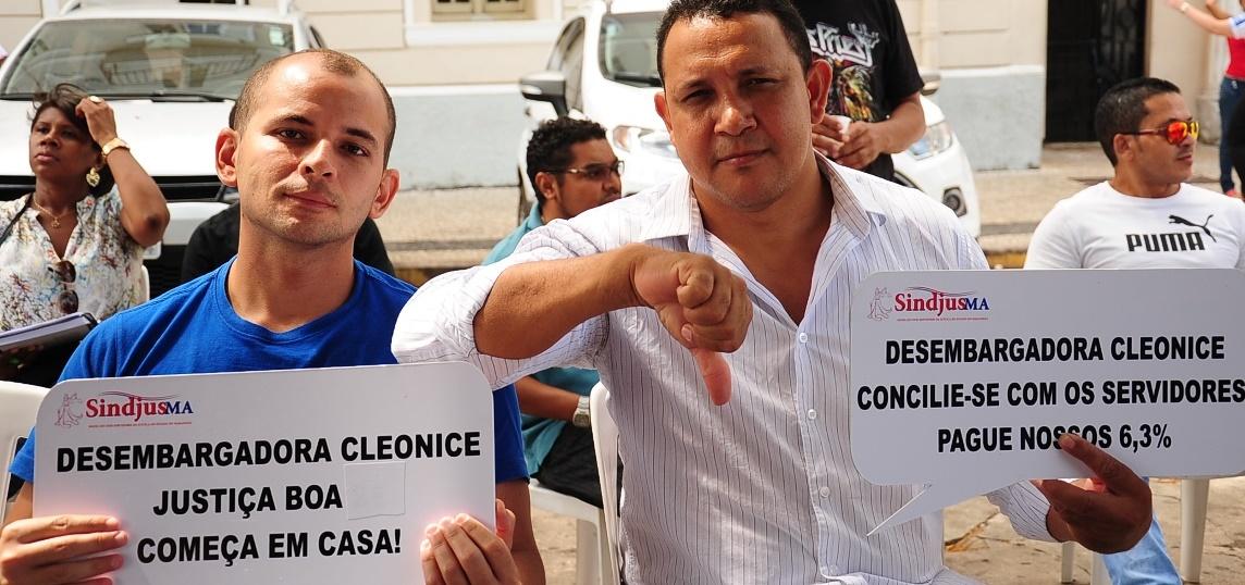 TJ-MA agenda mais de 13 mil audiências mesmo com servidores em greve
