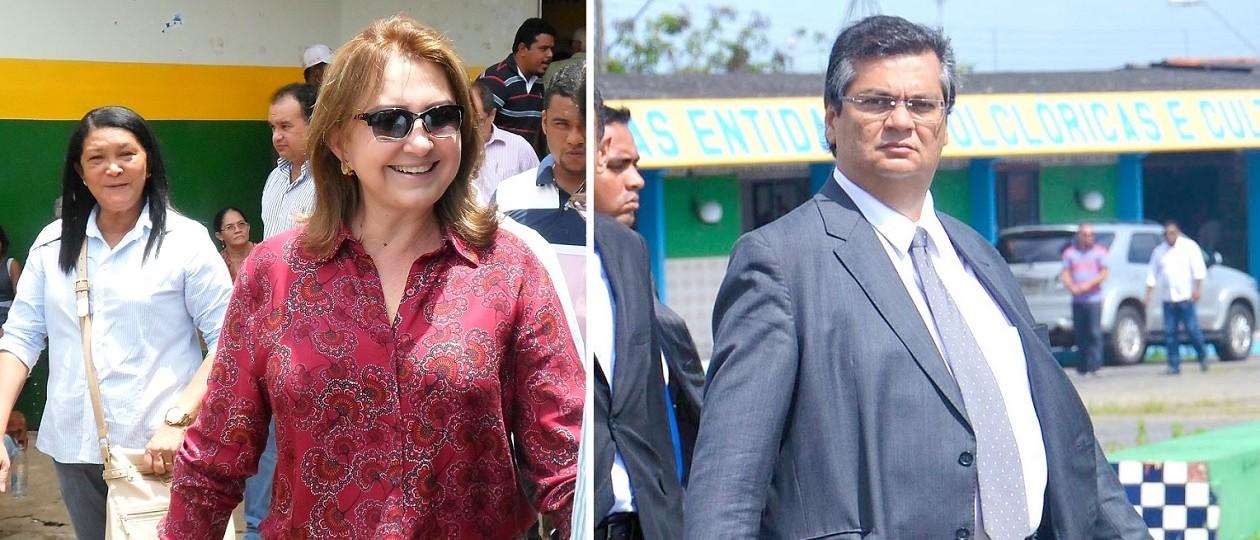 Teresa Murad irá à Justiça contra calote de Flávio Dino no pagamento de convênios