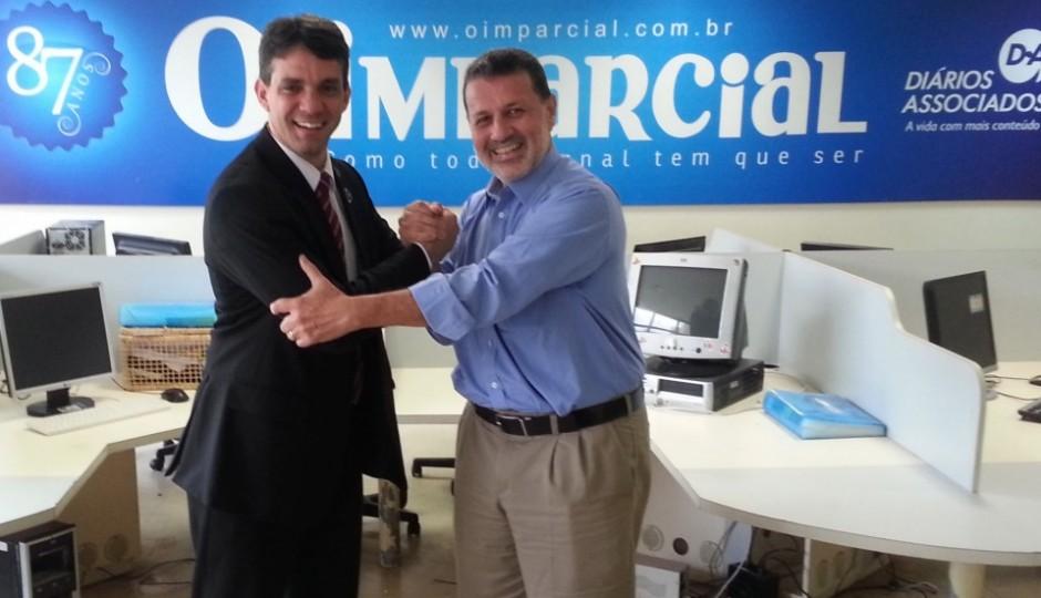 Thiago Diaz é eleito novo presidente da OAB do Maranhão