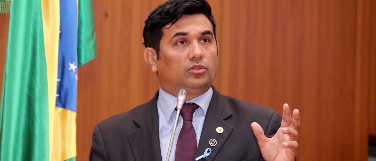 Wellington repercute precariedades na segurança pública em Marajá do Sena