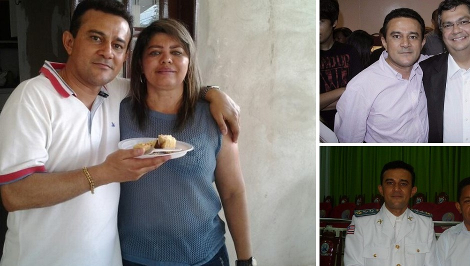 Marcos Lobo esclarece que major em inquérito da PF é esposo de Luzia Neponucena