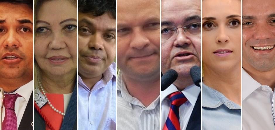 25 nomes que marcaram o cenário político maranhense em 2015