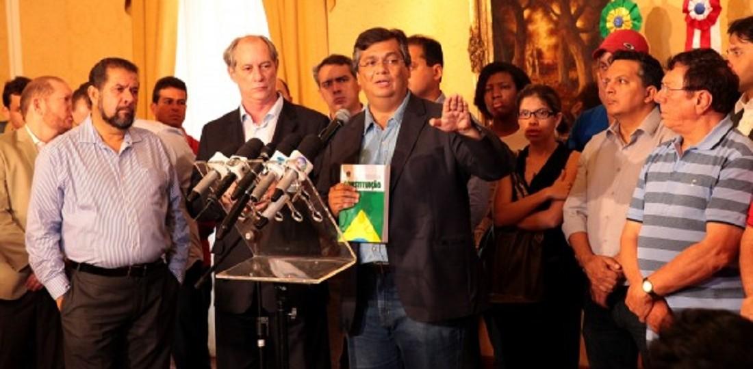 Flávio Dino usa de desonestidade intelectual ao tratar sobre impeachment de Dilma
