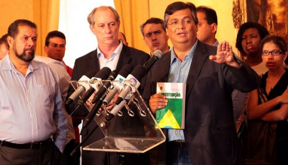 Governo Flávio Dino cometeu improbidade ao manter contrato com a Carmel Construções