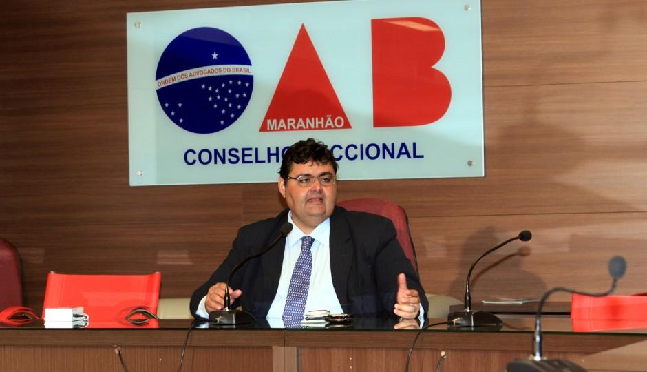 Mário Macieira diz que entrega OAB-MA com as contas em dia e dinheiro em caixa