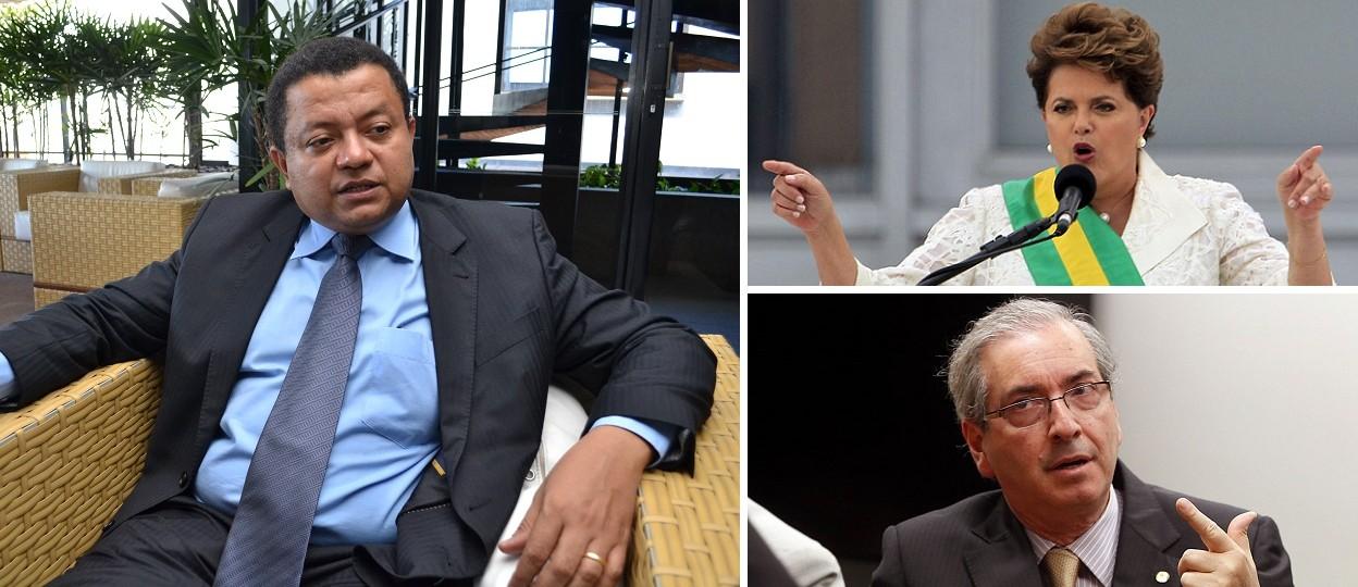 Márlon Reis comenta autorização de processo de impeachment de Dilma