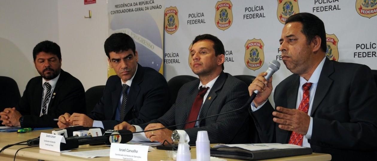 PF mentiu em relatório sobre direcionamento de hospitais pro ICN no governo Dino