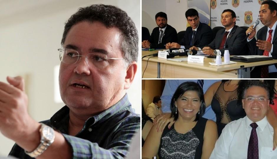 Roberto Rocha diz que esposa vai questionar PF sobre inquérito da Sermão aos Peixes