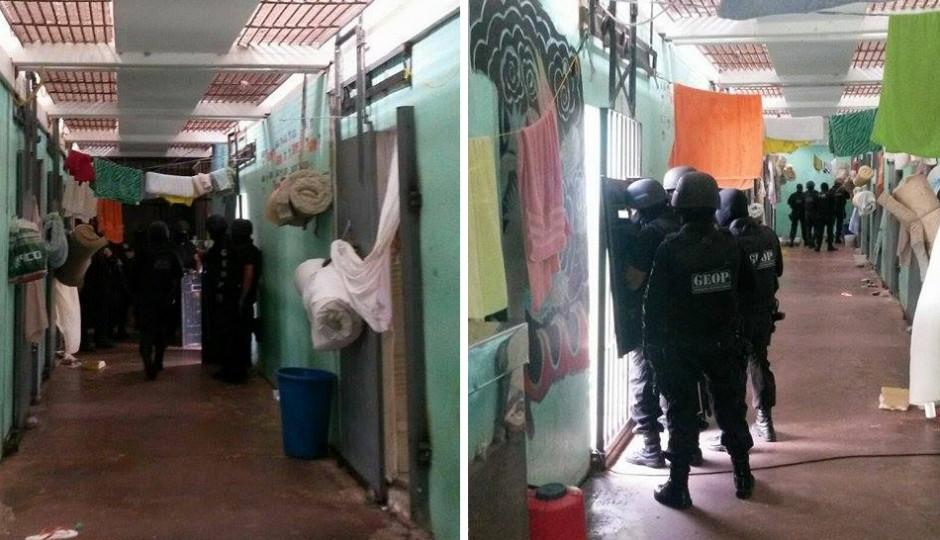PCM se divide e ameaça iniciar matança em Pedrinhas por controle do CDP