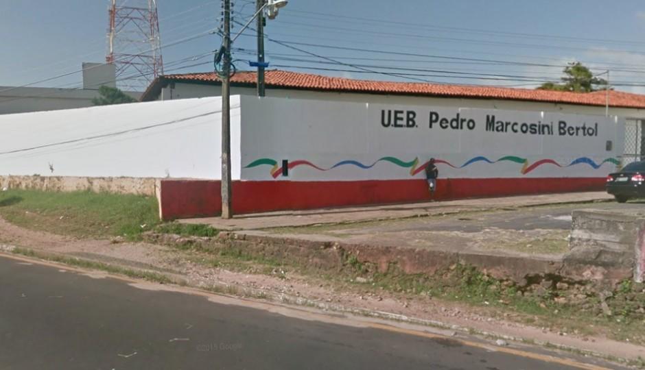 Bandidos arrombam e roubam toda a merenda escolar de unidade pública de São Luís