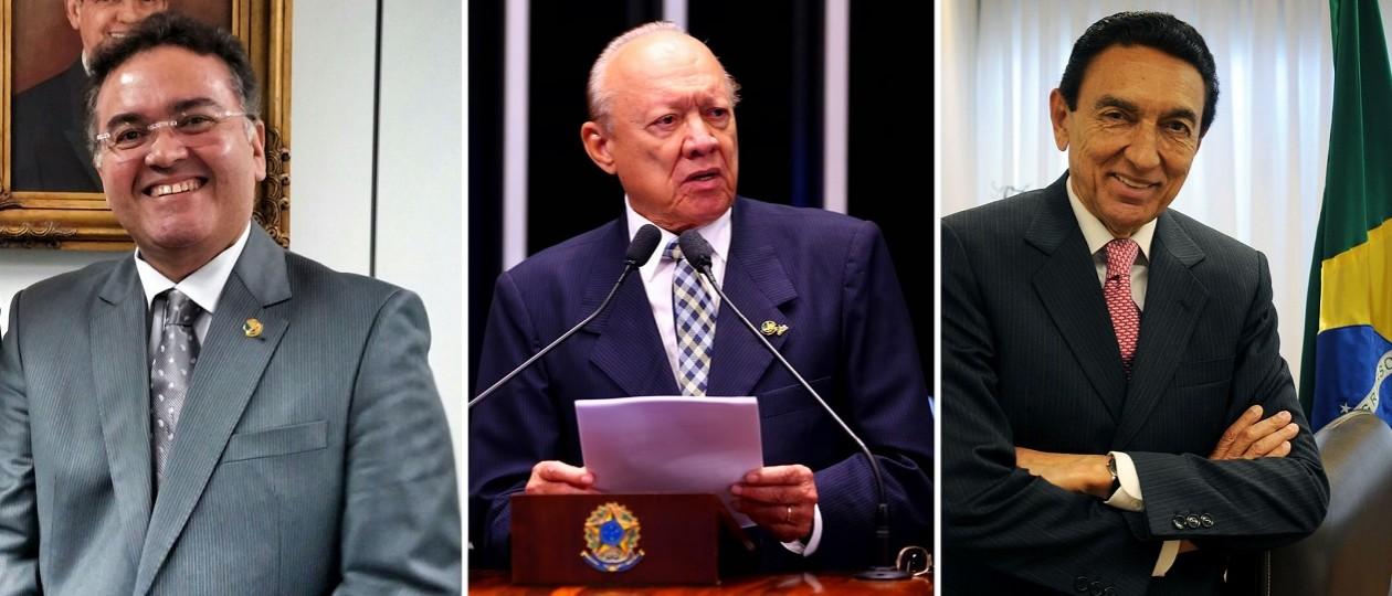 Senadores do Maranhão custaram R$ 4,8 milhões aos cofres públicos em 2015