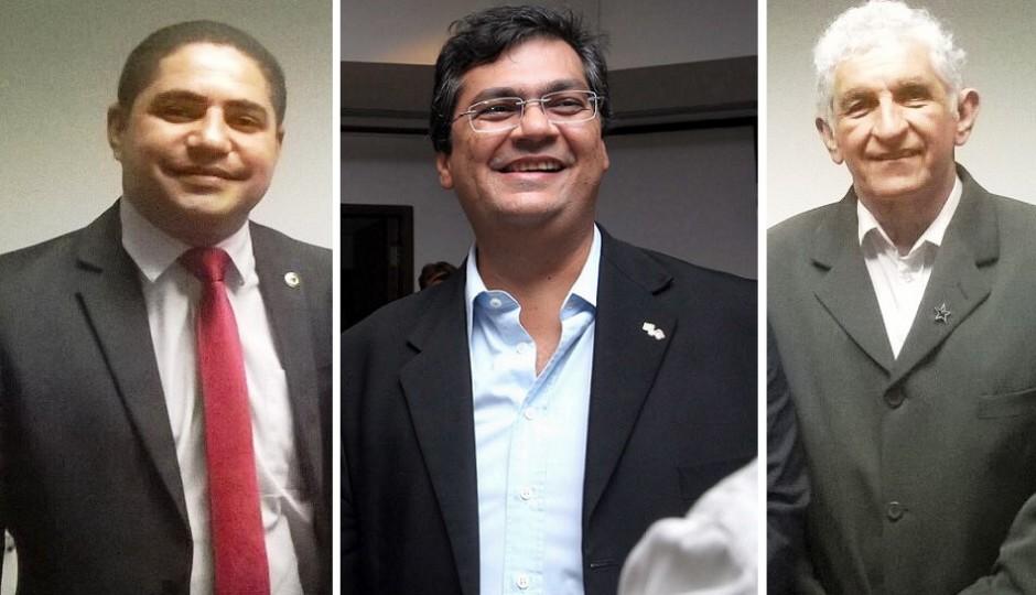Flávio Dino racha o PT do Maranhão