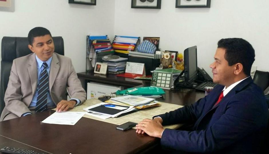 Luciano Leitoa e Bira do Pindaré mantêm silêncio sobre acusação contra Ribamar Alves