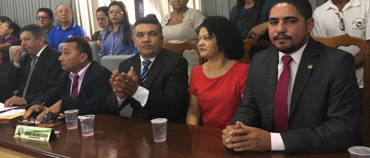 Novo prefeito de Santa Inês deve ser acionado por improbidade administrativa