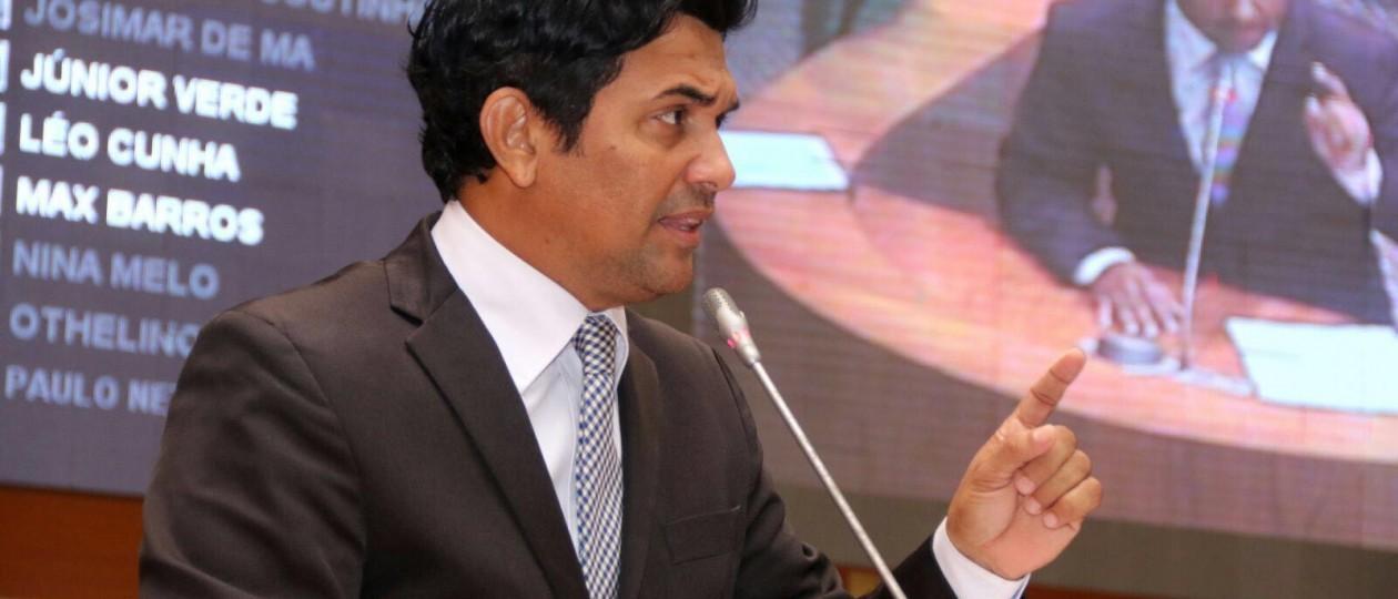 """""""É inadmissível o prefeito de São Luís não evitar uma nova paralisação"""", diz Wellington"""