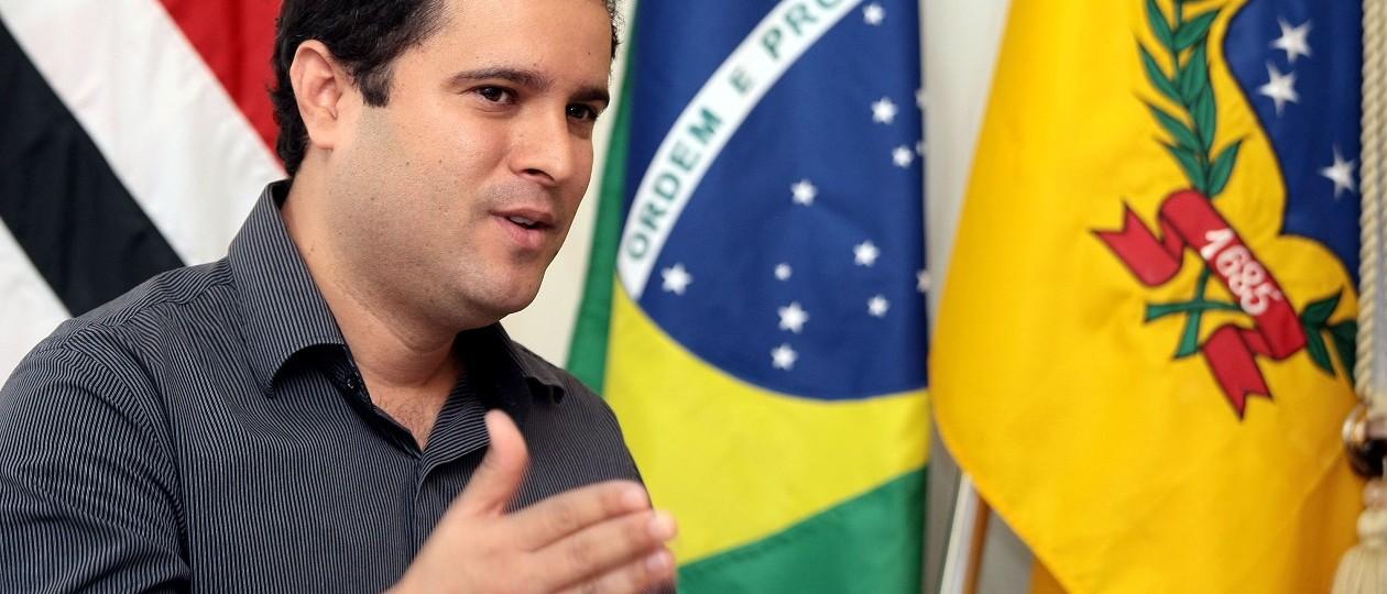 Edivaldo recebeu R$ 39 milhões do governo federal para merenda escolar