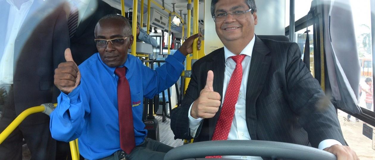 Flávio Dino aumenta passagem do transporte rodoviário em 15%