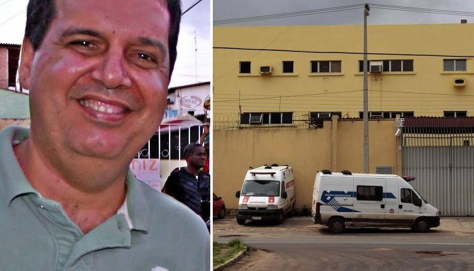 Após decisão do STF, Tribunal de Justiça do MA manda prender Gilberto Aroso