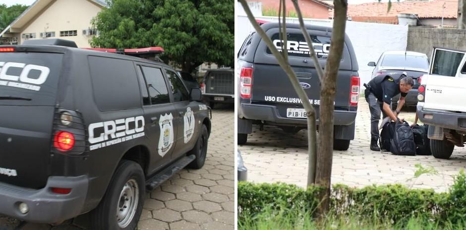 Polícia prende envolvidos em fraude nos concursos da Seduc e TRE-MA