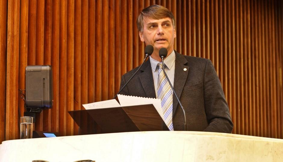 Jair Bolsonaro confirma que será candidato à Presidência em 2018