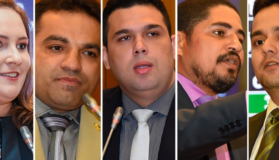 'Pré-sal' tem cinco vagas garantidas na nova composição da Mesa Diretora