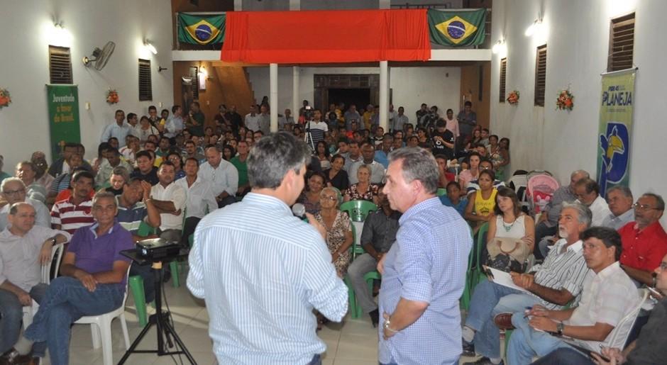 Planeja chega à região limítrofe de São José de Ribamar coletando propostas
