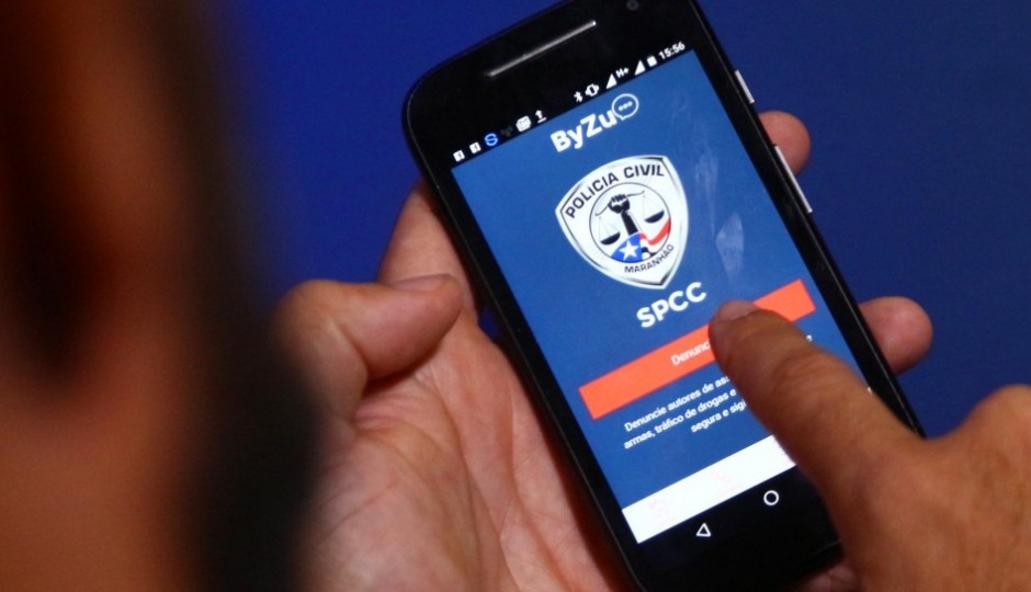"""""""ByZu"""": Polícia Civil do MA lança aplicativo para recebimento de denúncias anônimas"""