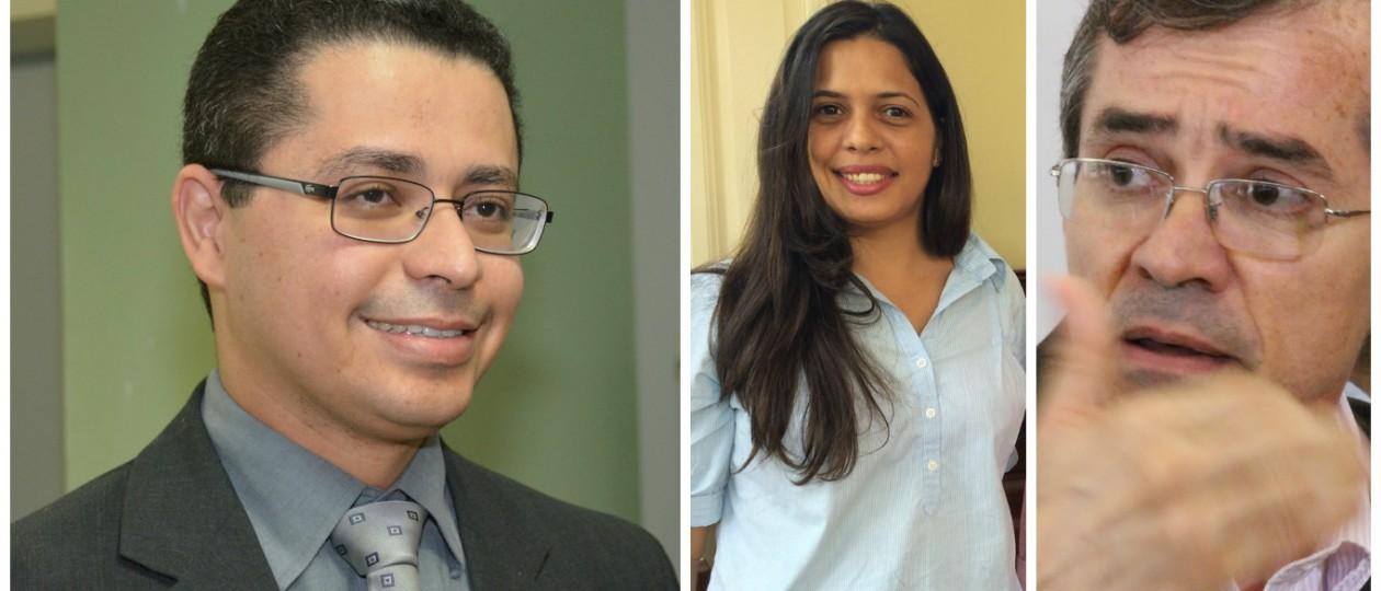 Carlos Lula assume a SES; Karla Trindade vai para subsecretaria