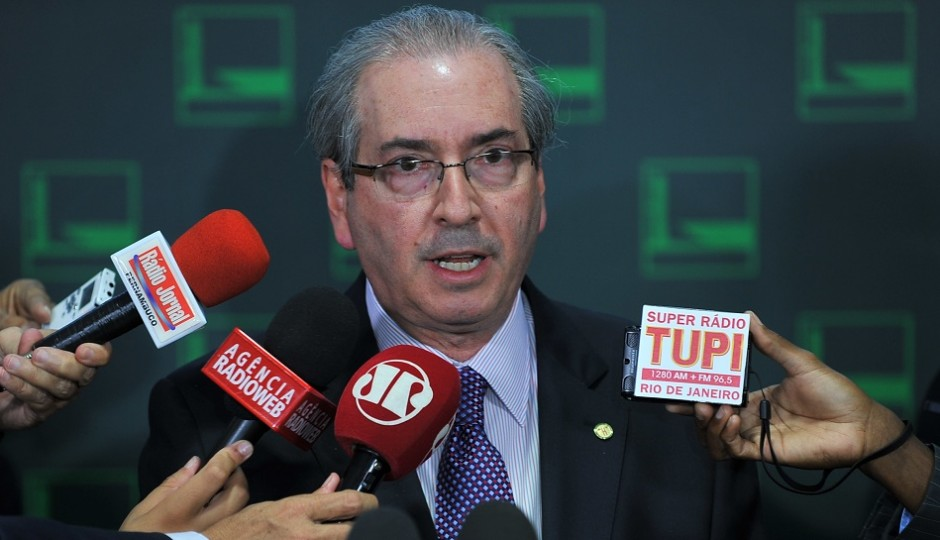 Eduardo Cunha já estuda tirar Waldir Maranhão da vice-presidência