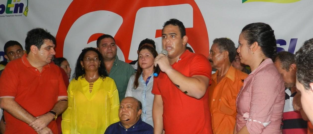 PCdoB lança pré-candidatura de sobrinho de Ana do Gás e Eunélio Mendonça