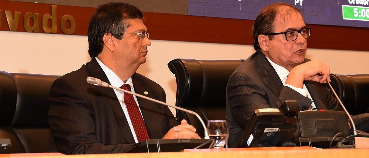 Impeachment: Flávio Dino trai Humberto Coutinho em vaga ao Senado