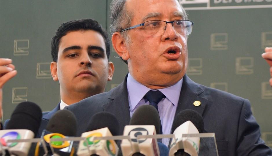 Tribunal Superior Eleitoral confirma Gilmar Mendes como novo presidente
