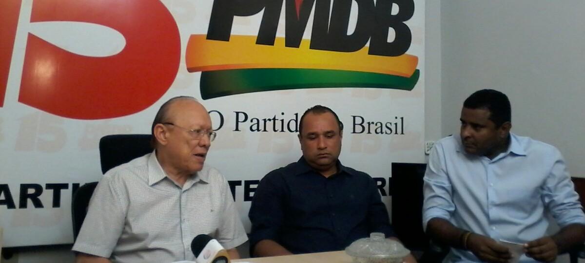 """""""O candidato é Fábio Câmara"""", diz João Alberto"""