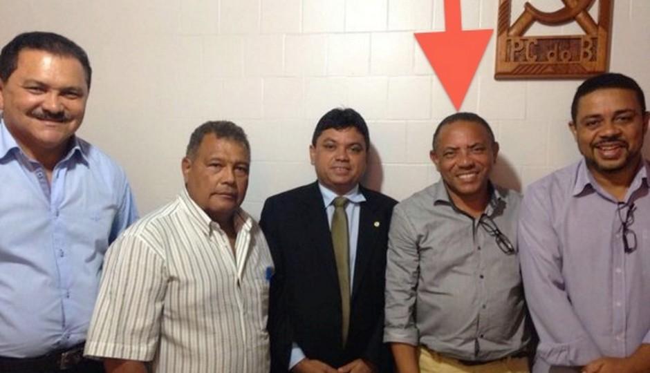 Luizinho Barros deve ser expulso do PCdoB e ficar fora das eleições