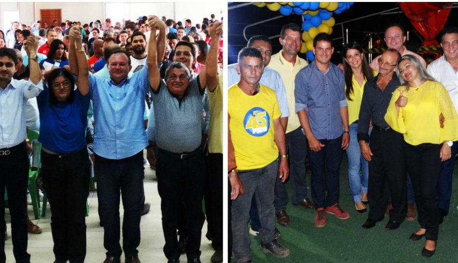 Tucanas movimentam agenda partidária e fortalecem o PSDB-MA