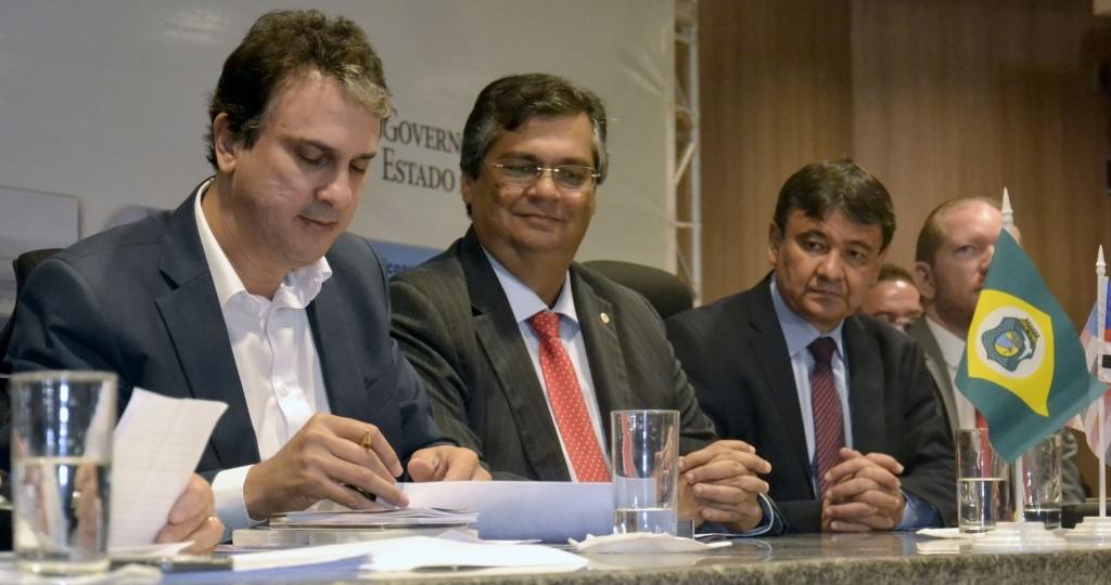 Dilma libera R$ 619 milhões para governo do PT no Ceará