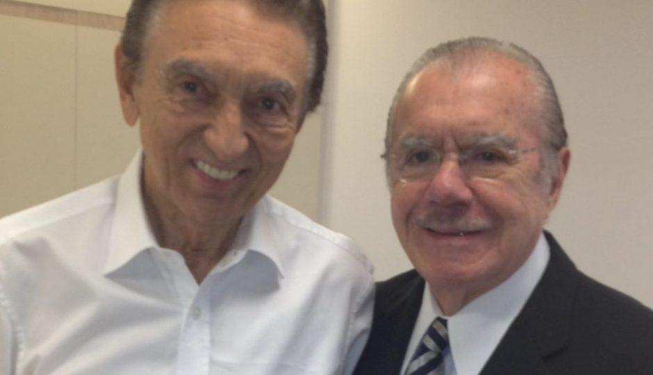 Sérgio Machado gravou também Sarney e comprometeu Lobão em delação