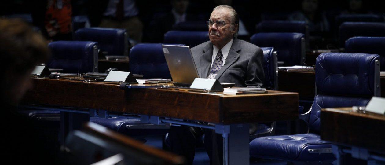 Em gravação, Sarney promete ajudar ex-chefe da Transpetro na Lava Jato