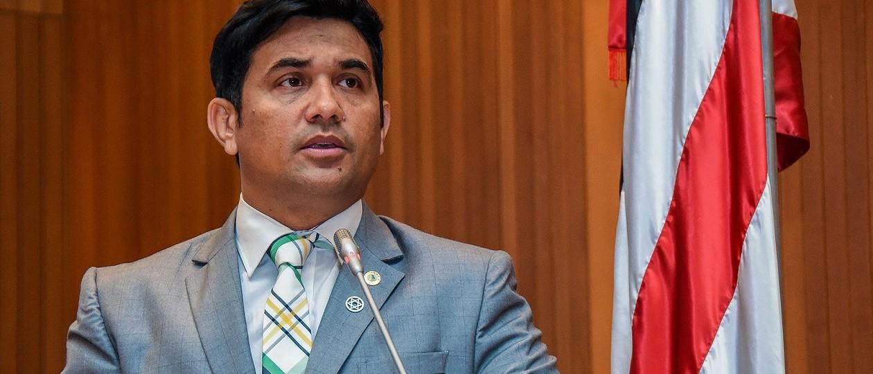Wellington oficializa pré-candidatura a prefeito de São Luís