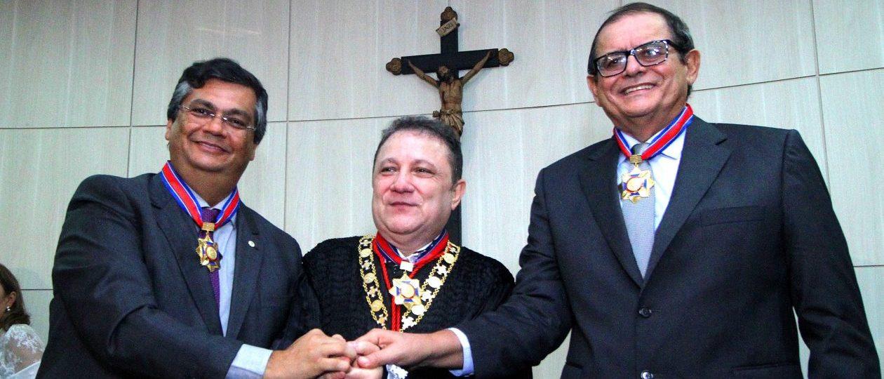 CNJ recebe denúncia de suposto esquema entre presidentes do TJ, AL-MA e Flávio Dino