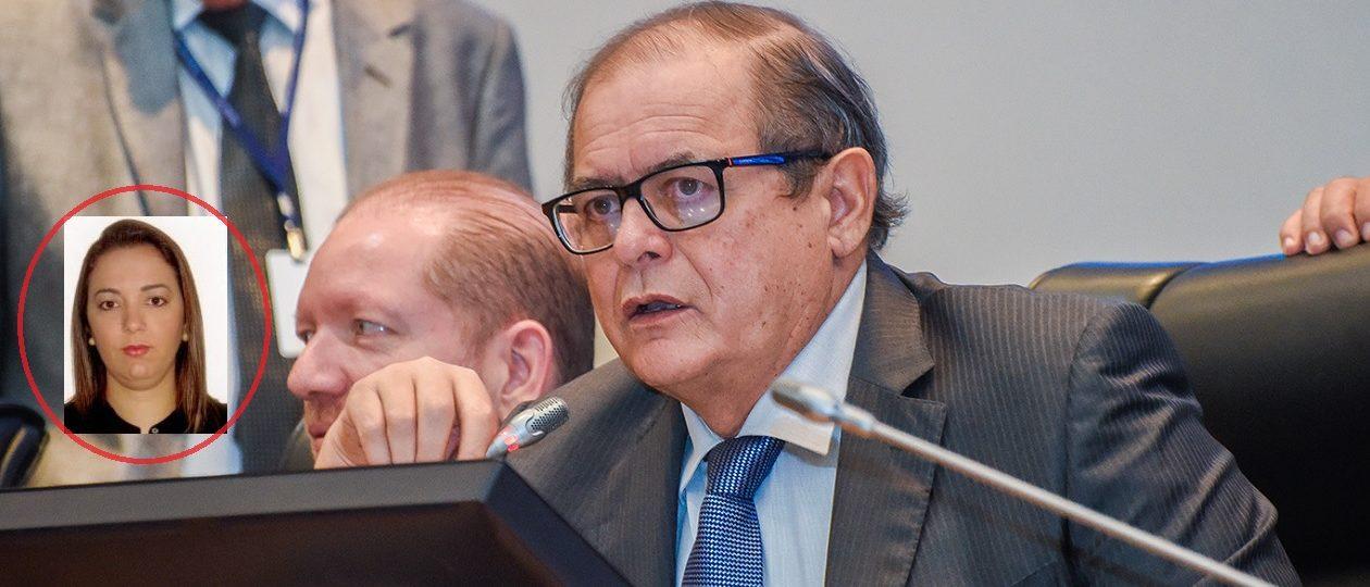 Diretora adjunta do RH da AL-MA recebe quase R$ 10 mil como fantasma