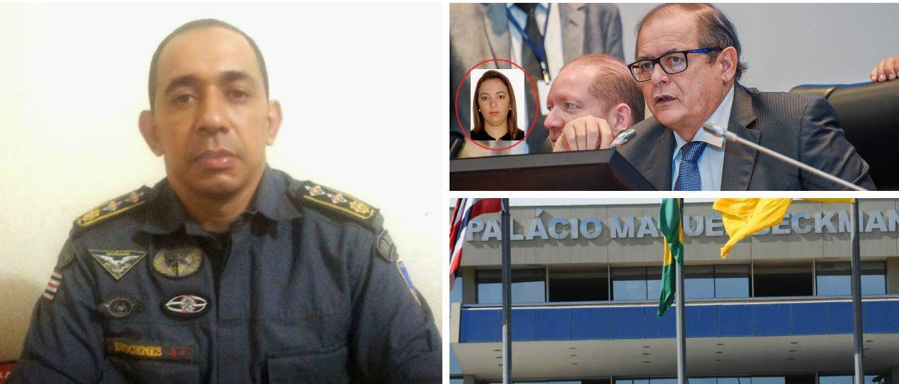 Seguranças da AL-MA expulsam editor do ATUAL7 durante investigação de fantasmas