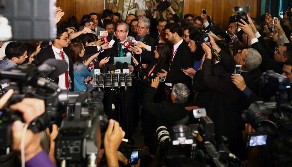 Líderes decidem antecipar eleição para presidência da Câmara para terça