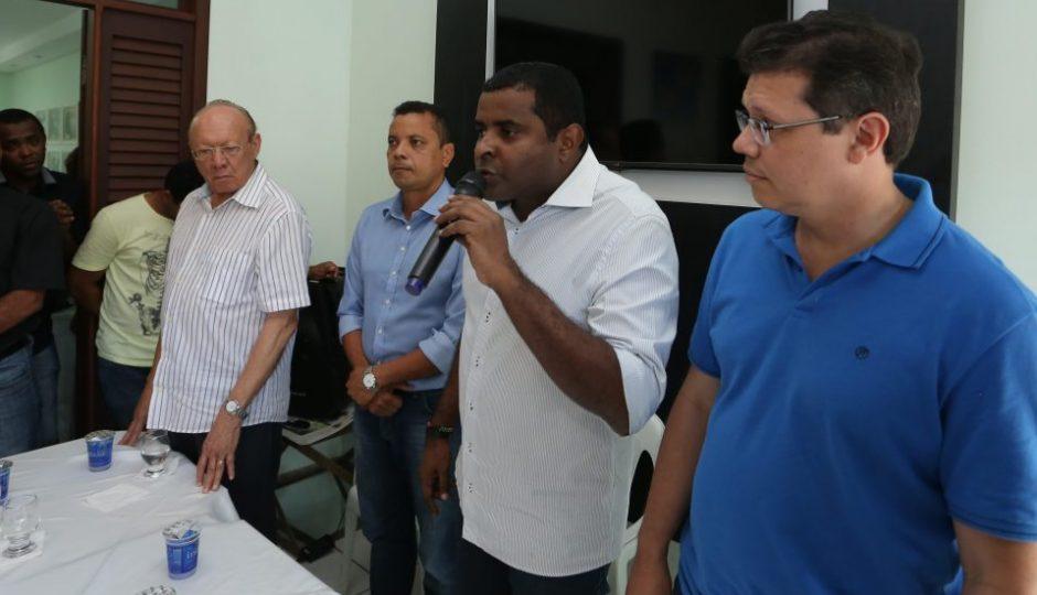 """""""Sou uma opção contra o consórcio do governador"""", diz Fábio Câmara"""