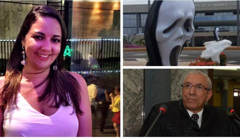 AL-MA manobra para livrar filha de juiz da condição de funcionária fantasma